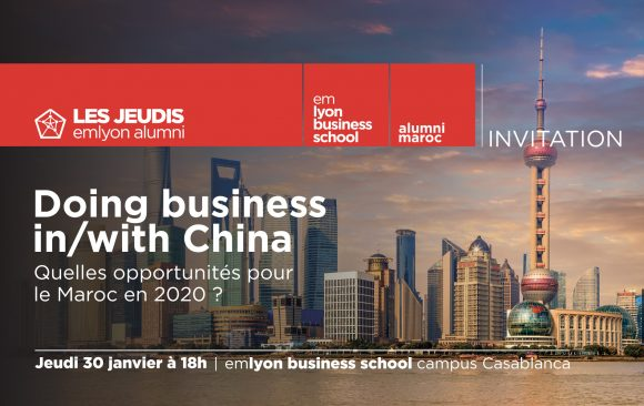 Conférence Doing business in / with China
