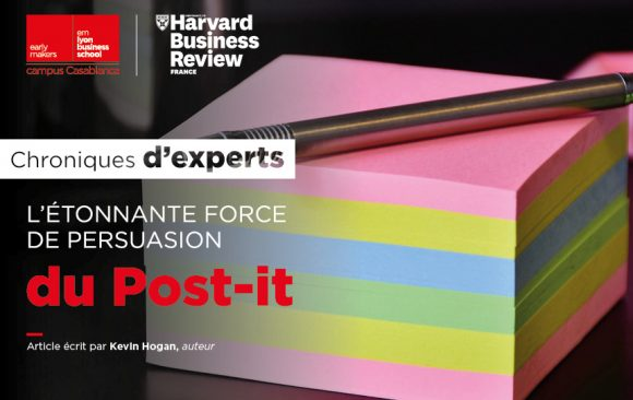 L'étonnante force de persuasion du Post-it